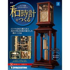 和時計をつくる 第2号前扉の墨入れとケースに柱を取りつける