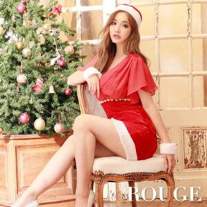 73d560ce49eab  あす楽 クリスマス シフォン サンタ コスチューム サンタコス コスプレ X mas サンタクロース レディース ドレス