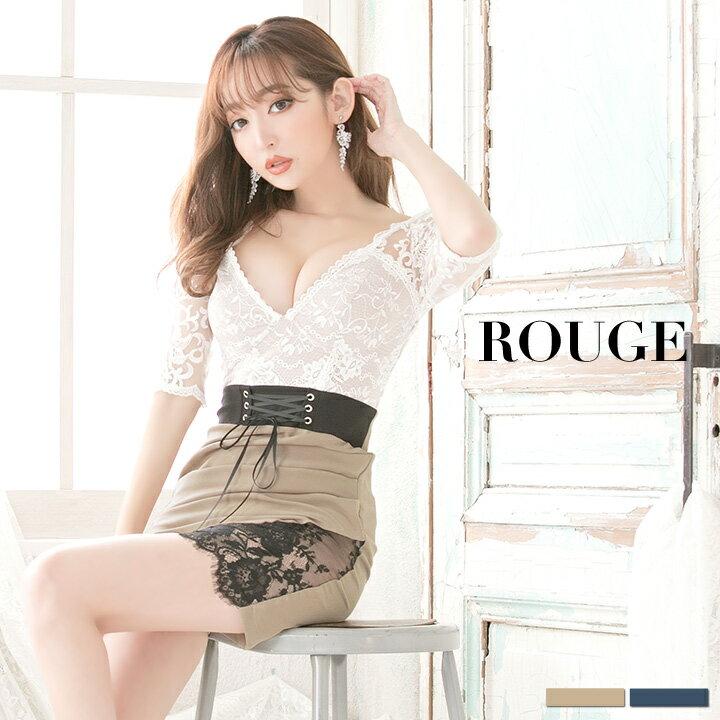 レディースファッション, ドレス  s m l ROUGE 4328YNdzw-2104-1