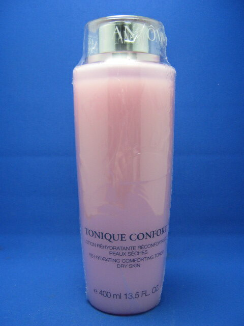Lancome tonic comfort 400 ml LANCOME (Lancome) [skin care lotion], [at more than 20,000 yen (excluding tax)] [Rakuten BOX receipt item] [05P01Oct16]
