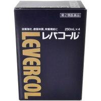 【第2類医薬品】日邦薬品工業レバコール250mL×4