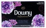 ダウニー(Downy) シート インフュージョン ラベンダーセレニティ 105枚 [16,200円(税込)以上で送料無料][ロッカー受取対象商品]