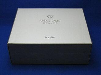 Shiseido taiseido Clé-de-Pau Beauté Le-coton S makeup special 120 pieces [in more than 20,000 yen (excluding tax)], [Rakuten BOX receipt item] [05P01Oct16]