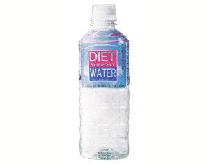 ダイエットサポートウォーター 500ml (日本生化学) [ミネラルウォーター 天然水] [20,000円(税抜)以上で送料無料][ロッカー受取対象商品]