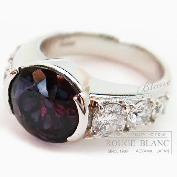 アレキサンドライト×ダイヤモンドリング 指輪 A5,185 D1,341【新品】Alexandrite Diamond ring Refurbished 【NEW】