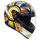 【国内仕様モデル】AGV K1 DREAM TIME ヴァレンティーノ・ロッシ ヘルメット 公道走行可