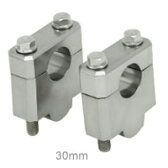 【ZETA】バーライズキット STDバー(22.2mm)用 [30mm]