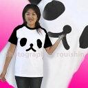 パンダまんTシャツ