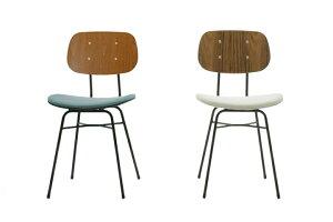 graf人気のPlankton chairに嬉しいクッションシート+おしゃれで豊富な張り地のオプション。gra...
