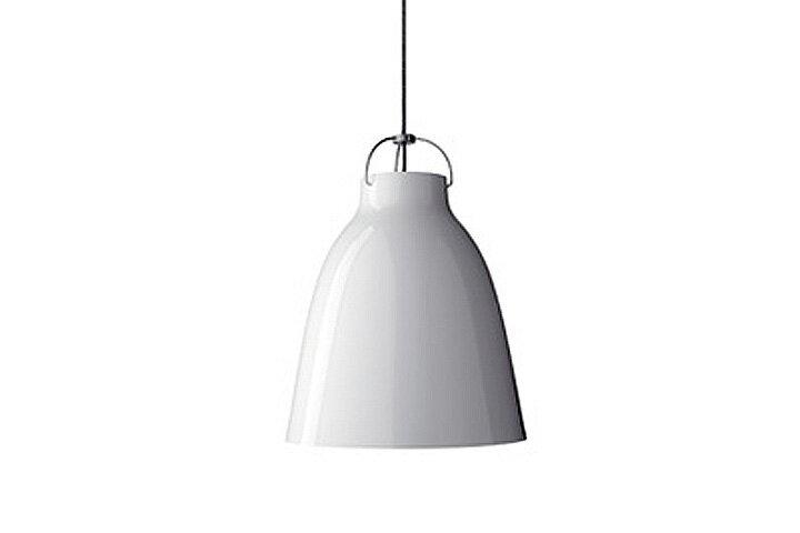 LIGHTYEARS Caravaggio Pendant WHITE P2北欧デザイン ライトイヤーズ カラヴァジオ ペンダントランプ ホワイト:【ポイント】北欧照明 白::インテリア 建築 雑貨 ROUND ROBIN