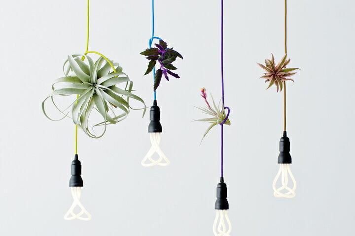 ソケット+カラーコード照明:LineMe BASIC ラインミー ベーシック(引っ掛けシーリング仕様)天井吊下げ用照明器具 ファブリック照明コード【ポイント】: