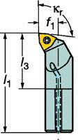 [A08HSWLPR02]サンドビックコロターン111ポジチップ用ボーリングバイト[1個入]【サンドビック(株)】(A08H-SWLPR)