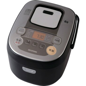 【RCIB50B】IRIS 米屋の旨み 銘柄炊き IHジャー炊飯器5.5合(1台)