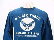 "BuzzRickson'sバズリクソンズLONGSLEEVET-SHIRT""U.S.AIRFORCE""KIRTLANDA.F.BASENEWMEXICO"