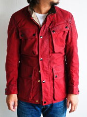 "������̵����FAREASTERNENTHUSIAST(�ե������������󥨥󥹡���������)��""ISDT""OILEDJACKETRED��"