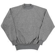 【送料無料】WORKERS(ワーカーズ)〜RaglanSweater,Gray〜