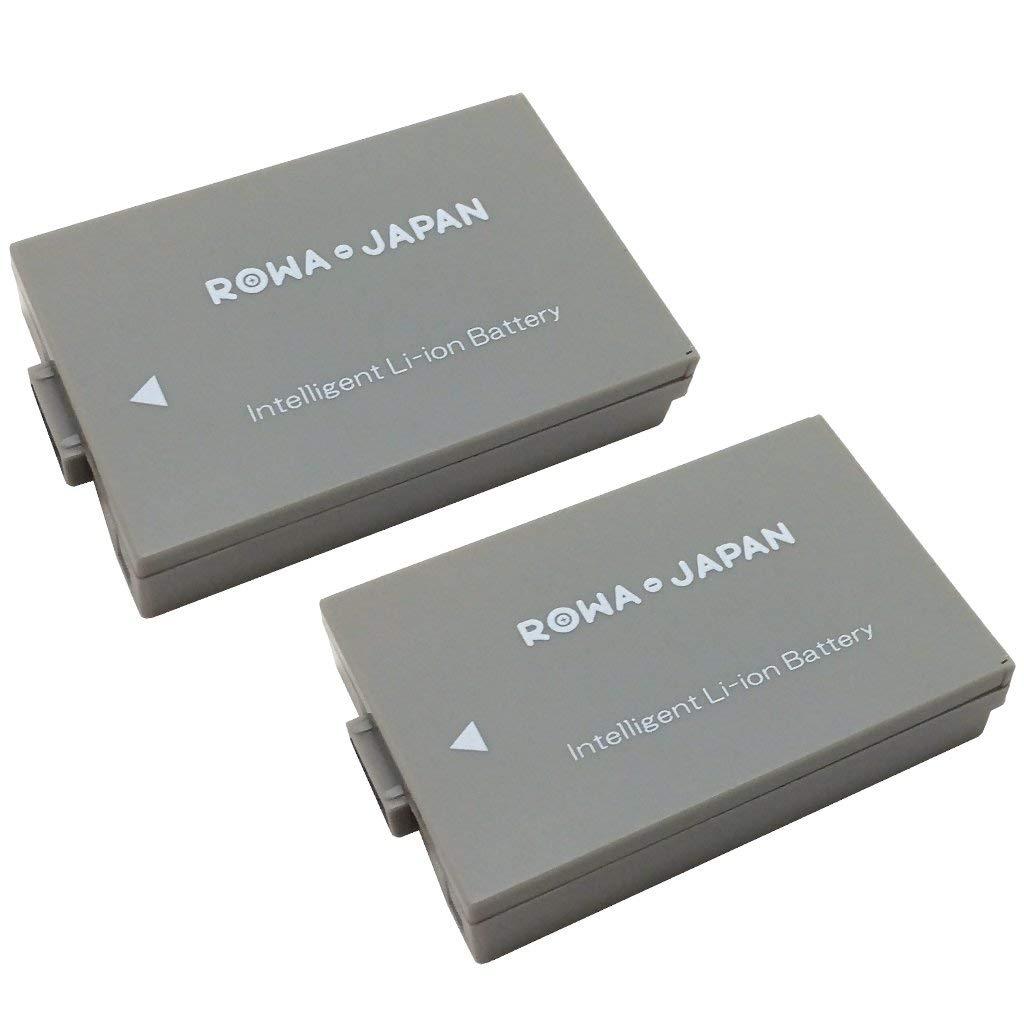 【2個セット】 キャノン BP-110 互換 バッテリー