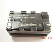 ●新品DCR-VX2000.TRV900.GV-D800.A100のNP-F730対応バッテリー