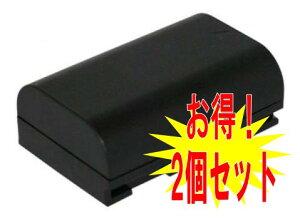 【2個セット】キャノン LP-E6【互換バッテリー】