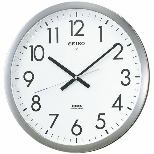 【楽天市場】【代金引換不可】セイコー電波掛時計