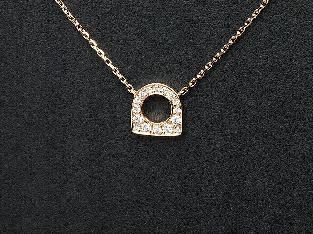 フレッド FRED サクセスダイヤネックレス 750ローズゴールドダイヤモンドネックレス【中古】【ロイヤルブルー】:RoyalBlue