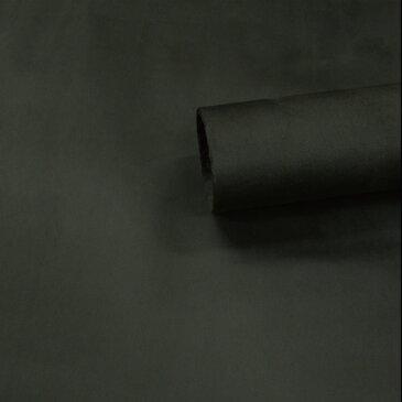 【ノリ付き♪高級スエード調生地シート 単色 2-10カーキ 幅約145cm×2m】カッティングシート アルカンターラ調 内装 車内 張替え 壁紙 シール 送料無料 RoyalQueen