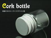 ガラス瓶 ミニチュア