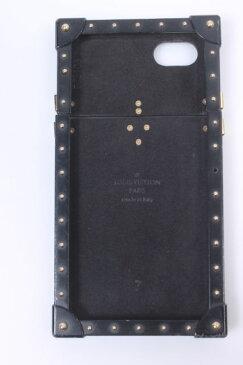 【新入荷!!】ルイヴィトン M64479モノグラムアイトランクiPhone7ケース[LZCP82301]【中古】【5400円以上のご購入で送料無料】
