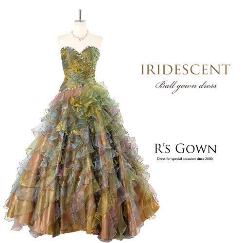ドレスのクオリティーで魅了!ゆるぎない存在感グラマラスドレスFD-...