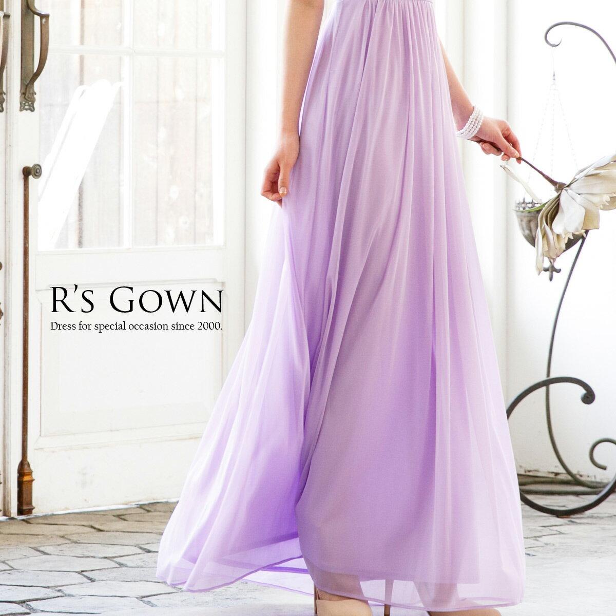 ぬくもりある輝き 気品と透明感を印象付けるホワイトパール パールビジュー ロング ドレス 演奏会 発表会 ステージドレス 大きいサイズ 二次会 花嫁 FD-070145