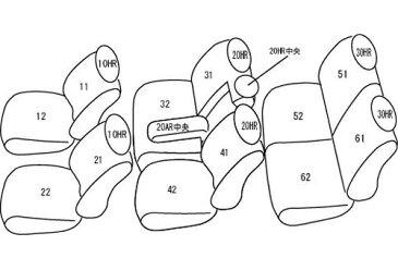 clazzio シートカバー クラッツィオダイヤタイプ トヨタ プリウスα 型式 ZVW40W 年式 H28/5- 定員 7人 グレード S-tune ブラック2専用 ≪ 運転席手動シート コンソールカバー無仕様 快適温熱シート対応 ≫