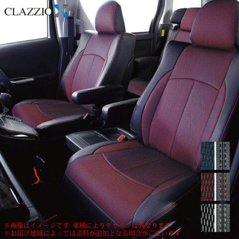 clazzio シートカバー クラッツィオクロスタイプ トヨタ FJクルーザー 型式 GSJ15W 年式 H22/12- 定員 5人 グレード 標準/カラーパッケージ オフロードパッケージ/ブラックカラーパッケージ レッドカラーパッケージ/ファイナルエディション