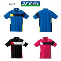 ヨネックスポロシャツ10211テニスバドミントンスポーツウエア