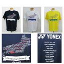ヨネックス バドミントン各国応援Tシャツ YOB16323