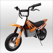 ポケバイ モトクロス ダートバイクタイプポケットバイク オレンジ