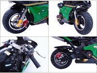 ☆50ccポケットバイク☆