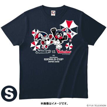 東京ヤクルトスワローズ×バボちゃん WCバレーボール2019 Tシャツ Sサイズ