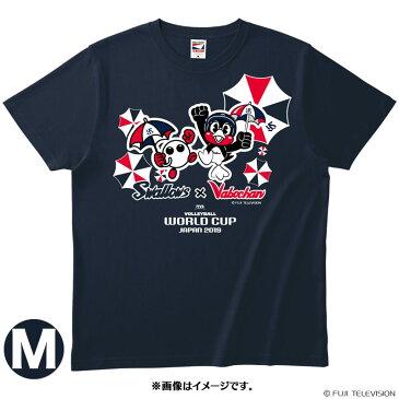 東京ヤクルトスワローズ×バボちゃん WCバレーボール2019 Tシャツ Mサイズ