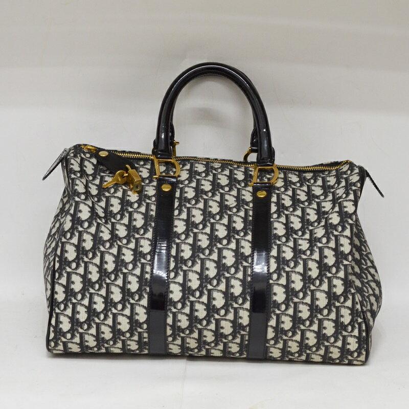 レディースバッグ, ボストンバッグ Christian Dior PZ0042 USED-A 02779
