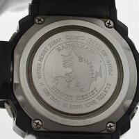 【中古】CASIOG-SHOCKカシオGショックレンジマンメンズ時計ソーラー電波クォーツGW-9400J腕時計ブラック箱有USED-A02744