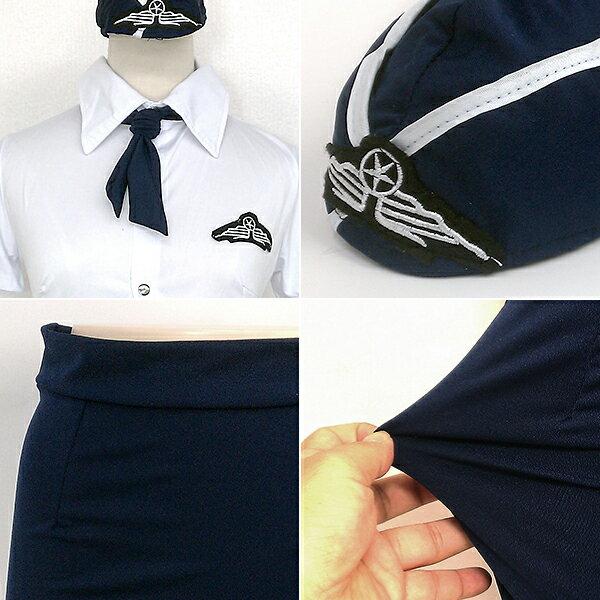 ストベリ☆コスプレミニスカポリスハロウィン警察婦人警官衣装仮装ポリスセクシーレディース制服コスプレ衣装コスチュームMLXL大きいサイズ