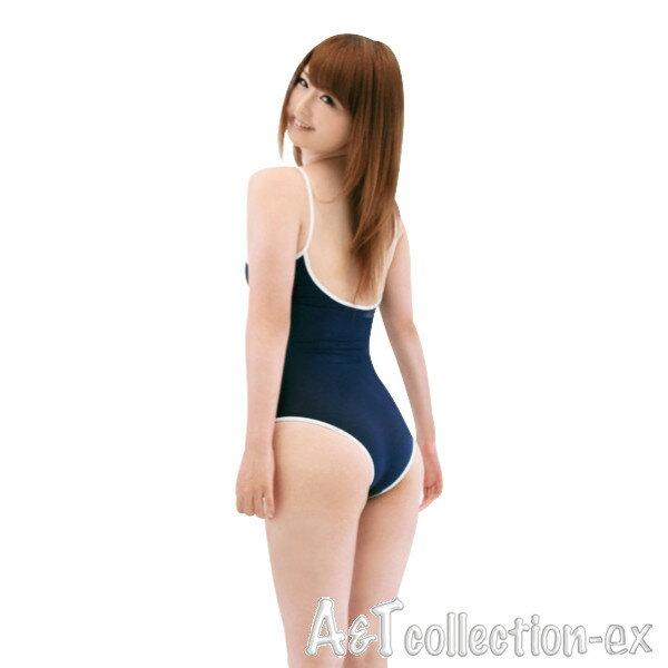 コスプレハロウィンときめきすくすいLサイズスクール水着スク水競泳水着大きいサイズコスプレ紺