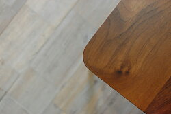 【送料無料】ダイニングテーブル会議テーブルカフェテーブル無垢ウォールナット食卓テーブル長机北欧無垢材120130140150160170180天然木木製おしゃれ国産日本製大川家具【ナインテーブル】