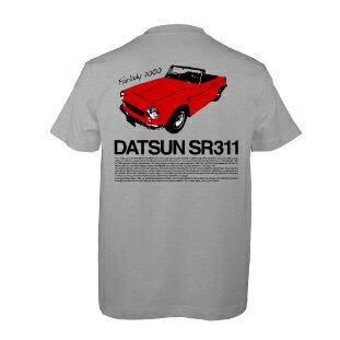 トップス, Tシャツ・カットソー  SR311T Fairlady 2000 DATSUN T 3RTMT::150160SMLXL(2L)XXL(3L )