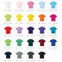 ★★★ Tシャツ メンズ 速乾 ★★★ UVカットに吸水速乾ドライ機能、スポーツや屋外作業に最適なTシャツ。4.1オンスの軽い生地の無地Tシャツはビジネス着のインナーにも◎。/定番白、ネイビー、ブラック等24カラー『RTM-select/5900-01』150/160/S/M/L/XL(2L)
