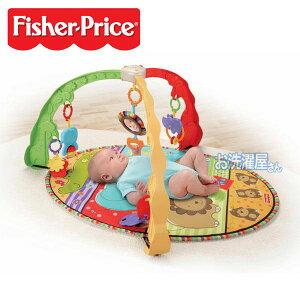 Fisher Price Baby Zoo 【Musical Mirror Activiy Gym ミュージカルミラー アクティビティジム...
