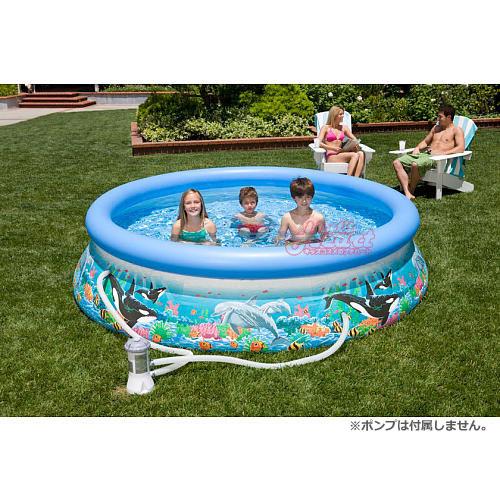 rtor ph rakuten global market intex easy set pool set up easy large pool 305cmx76cm. Black Bedroom Furniture Sets. Home Design Ideas