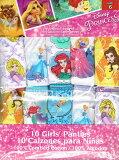 NEW10枚組 Disney【ディズニープリンセス/Princess】ガールズショーツ10枚セット パンツ/下着