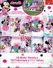 New10枚組Disney【ミニーマウス/ミニーちゃん】ガールズショーツ10枚セットパンツ/下着ディズニー