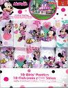 New10枚組 Disney【ミニーマウス/ミニーちゃん】ガールズショーツ10枚セット パンツ/下着 ディズニー